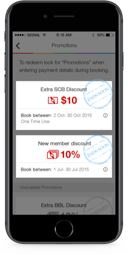 Your friend just sent you a 12% coupon for Agoda bookings
